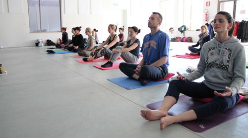 Yoga a Savigliano