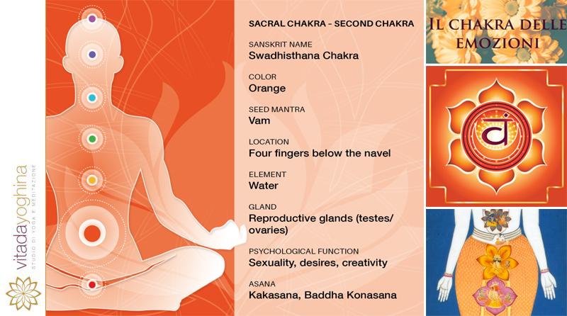 Svadhishtana chakra