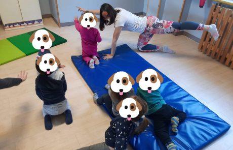 yoga al nido
