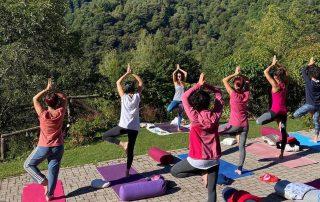 stile di yoga, materiale